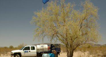 Humane Borders Trucking Water