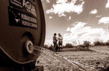 Humane Borders Water Station
